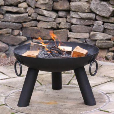 Medium Dakota Steel Firepit_1