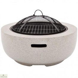 Marbella Round MGO Firepit