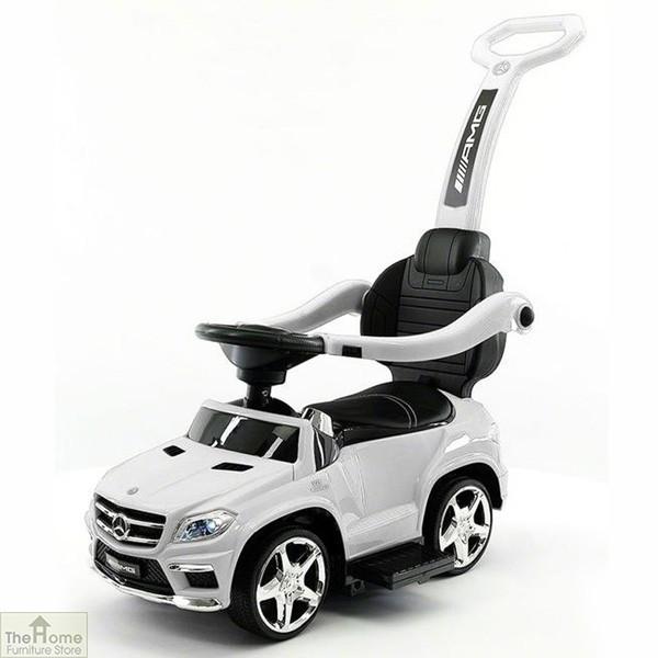 Licensed Mercedes Foot to Floor Ride on Car