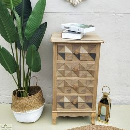 Marrakesh 4 Drawer Tallboy_1