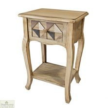 Casamoré Marrakesh 1 Drawer Side Table
