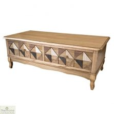 Casamoré Marrakesh 2 Drawer Coffee Table