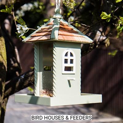 Bird Houses and Feeders