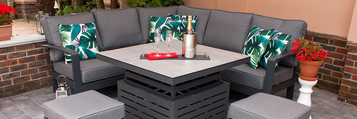 Corner Dining Set