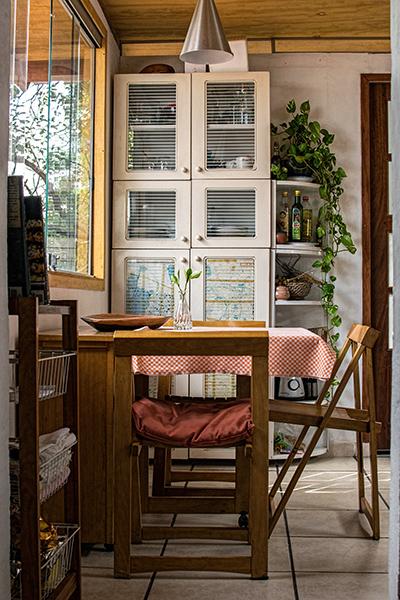 Cottagecore Dining Room