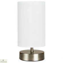 Touch Desk Table Lamp White