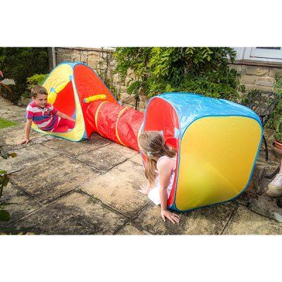 Pop Up Adventure Play Tent_1
