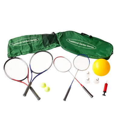 Badminton Tennis Volleyball Playset 3m Net_5