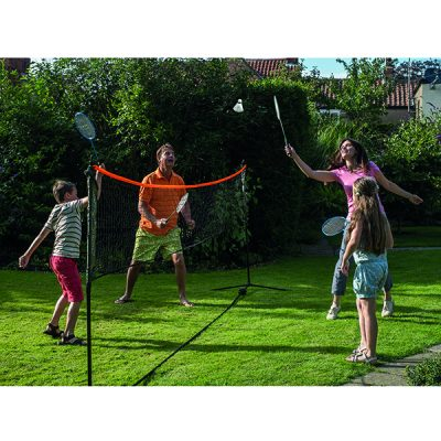 Badminton Tennis Volleyball Playset 3m Net_2
