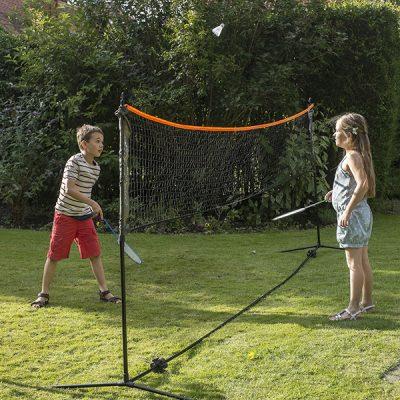 Badminton Tennis Volleyball Playset 3m Net_1