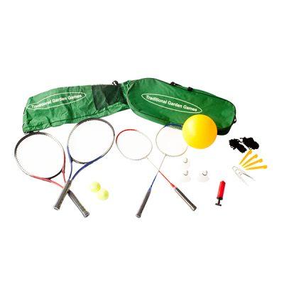 Badminton Tennis Volleyball Playset 5m Net_6