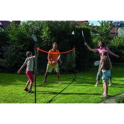 Badminton Tennis Volleyball Playset 5m Net_1