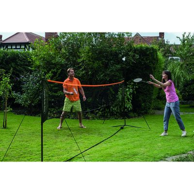 Badminton Tennis Volleyball Playset 5m Net_3