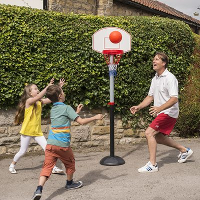 Junior Adjustable Basketball Set_3