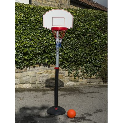 Junior Adjustable Basketball Set_1