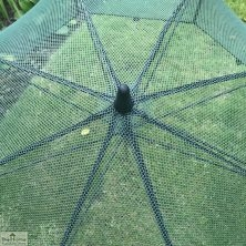 Pop Up Mesh Plant Protection Umbrella