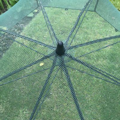 Pop Up Mesh Plant Protection Umbrella_1