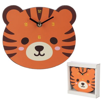 Tiger Shaped Wall Clock_1