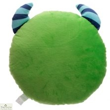 Green Monster Plush Cushion