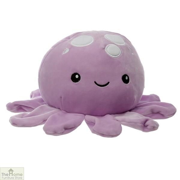 Octopus Plush Cushion