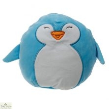 Cuddlies Penguin Plush Cushion