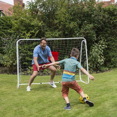 Folding Football Goal_2