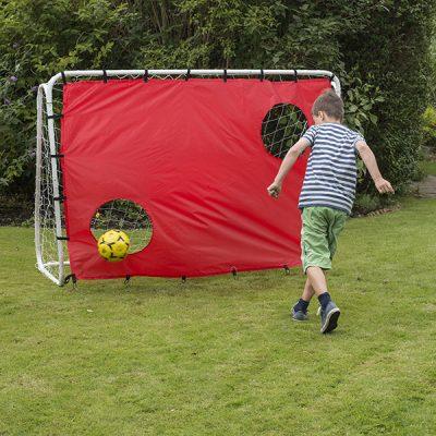 Folding Football Goal_1
