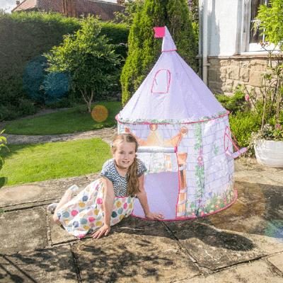 Fairytale Princess Play Tent_2