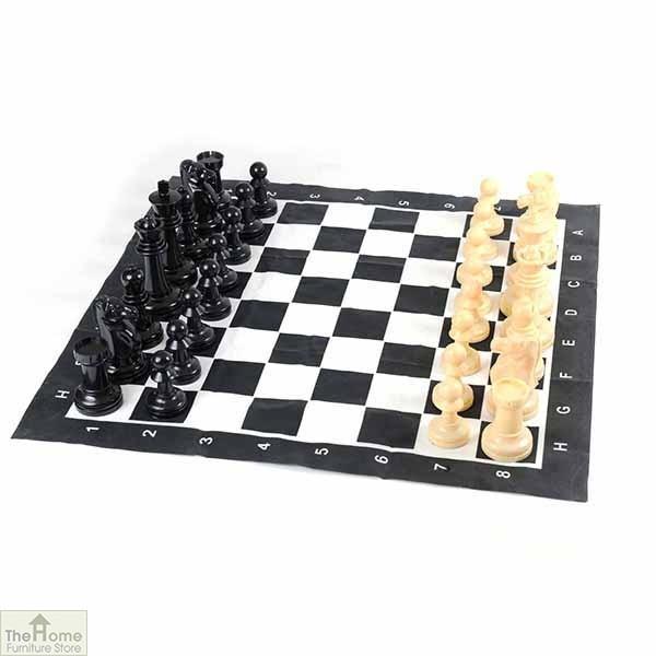 Giant Garden Chess