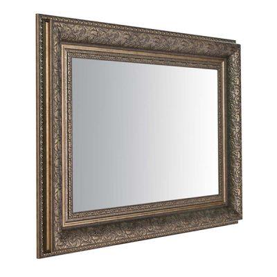 Medium Antique Silver Mirror_9