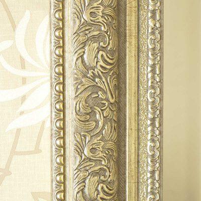 Medium Antique Silver Mirror_4