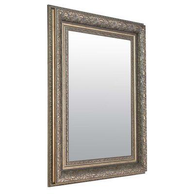 Medium Antique Silver Mirror_6