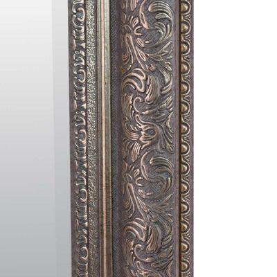 Medium Antique Silver Mirror_10
