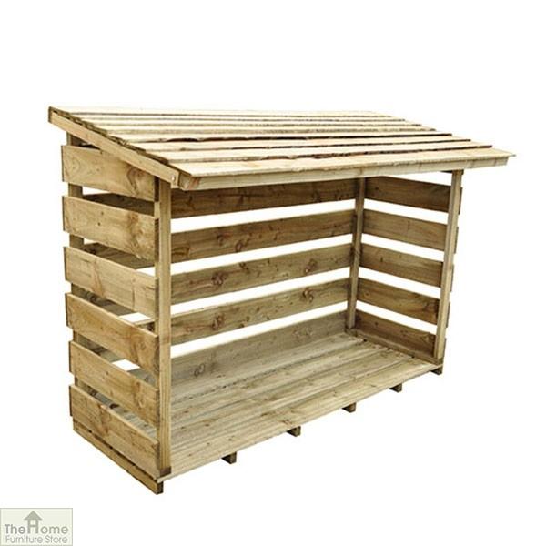 Large Wood Store