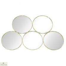 5 Circles Mirror