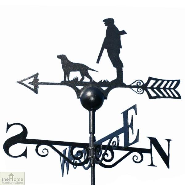 Man & Dog Weathervane