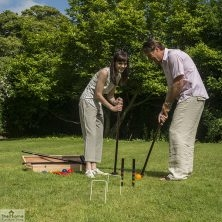 Royal York Boxed Croquet Set
