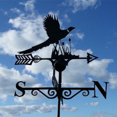 Pheasant Weathervane_2