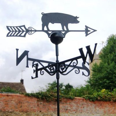 Pig Weathervane_1