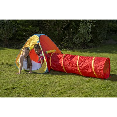 Pop Up Pyramid Play Tent_2