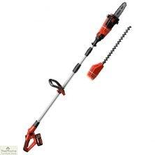 Cordless Pole Pruner / Hedge Trimmer