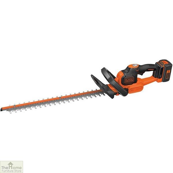PowerCommand Orange Cordless Hedge Trimmer