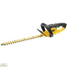 18V XR Li-Ion Cordless Yellow Hedge Trimmer