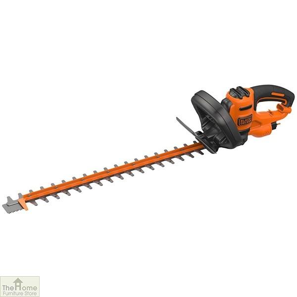 60cm Electric Orange Hedge Trimmer