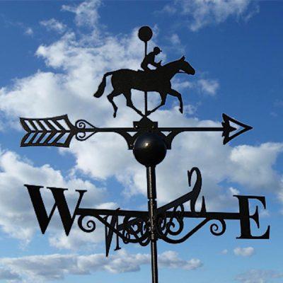 Race Horse Weathervane_1