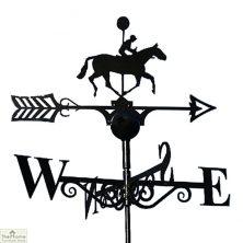 Race Horse Weathervane