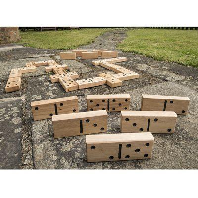 Wooden Garden Dominoes_2