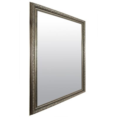 Extra Large Antique Silver Mirror_8