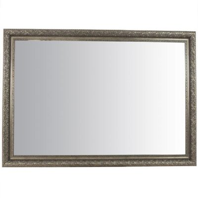 Extra Large Antique Silver Mirror_6