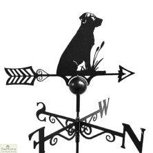 Labrador Dog Weathervane